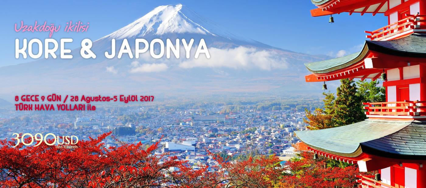 Ramazan Bayramı Japonya Güney Kore Turu