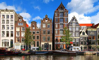 Yılbaşı Özel Amsterdam Turu 1