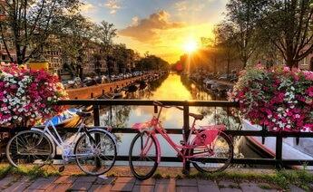 Kurban Bayramı Amsterdam Turu