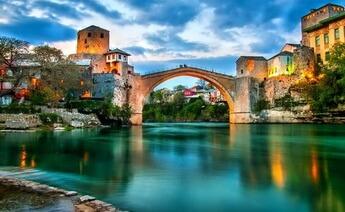 Karayoluyla Balkanlar Turu