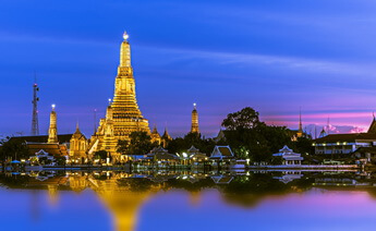 Kurban Bayramı Vietnam Kamboçya Tayland Turu