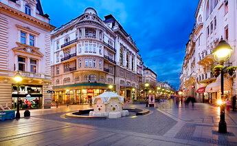 Sömestr Belgrad Turu
