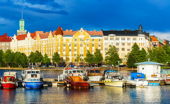 Riga Tallinn Helsinki Turu