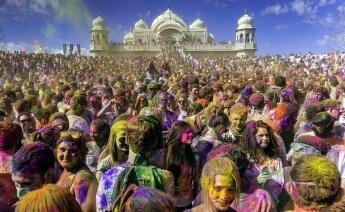 Hindistan Holi Festivali Turu 2
