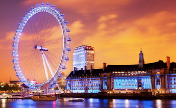 Yılbaşı Özel Londra Turu