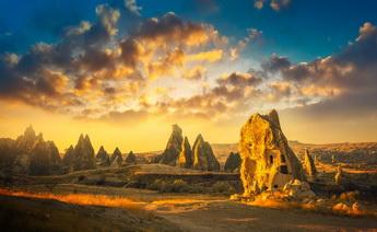 19 Mayıs Uçakla Butik Kapadokya Turu 2