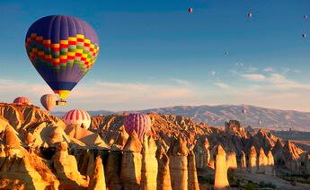1 Mayıs Uçakla Butik Kapadokya Turu 2