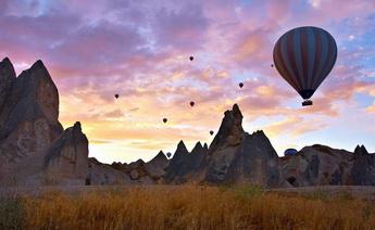 19 Mayıs Uçakla Butik Kapadokya Turu
