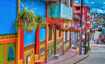Sömestr Kolombiya Peru Turu