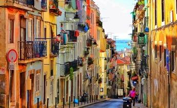 Porto Lizbon Turu
