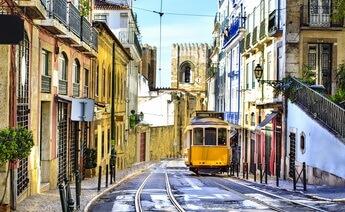 Sömestr Porto Lizbon Turu 2