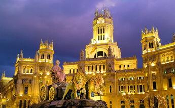 Yılbaşı Özel Madrid Turu