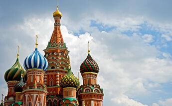 Kurban Bayramı St. Petersburg Moskova Turu