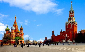 Ramazan Bayramı St. Petersburg Moskova Turu