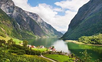 Kurban Bayramı Norveç Fiyortları Turu