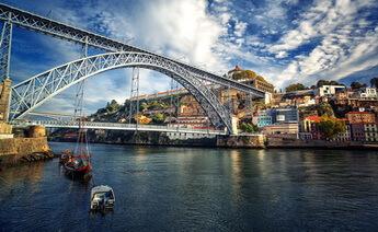 Sömestr Porto Lizbon Turu