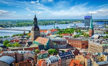 Kurban Bayramı Helsinki Riga Tallinn Turu