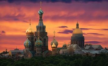 Ramazan Bayramı Moskova St. Petersburg Turu 2