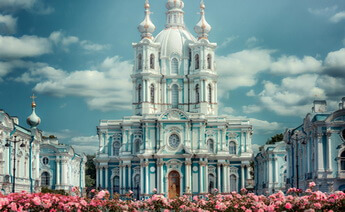 Beyaz Geceler Moskova St. Petersburg Turu