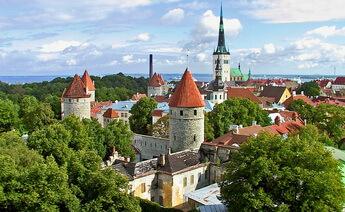 Kurban Bayramı Baltık Başkentleri Turu