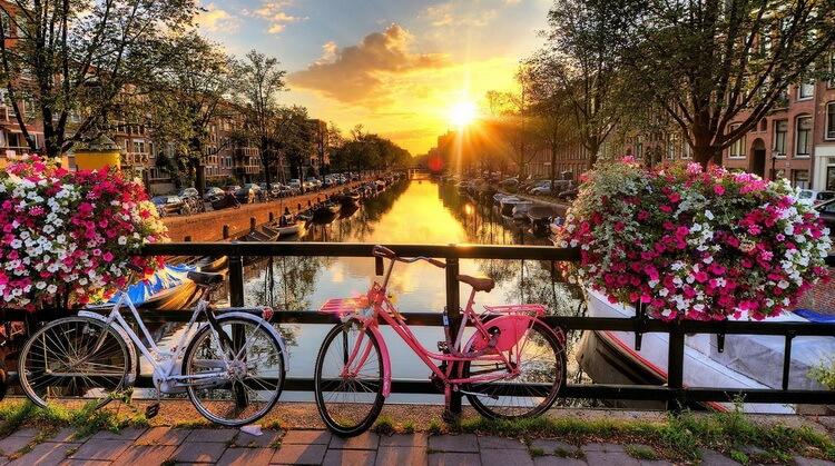 Yılbaşı Amsterdam Turu