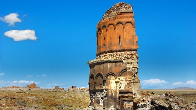 Uçakla Butik Doğu Anadolu Turu