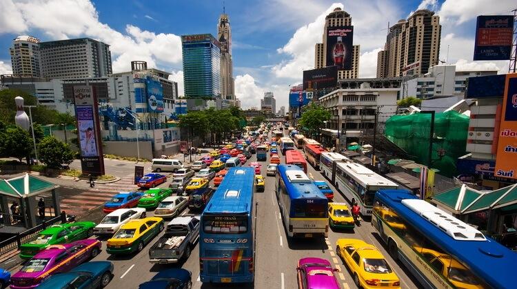 Promosyon Bangkok Phuket Turu