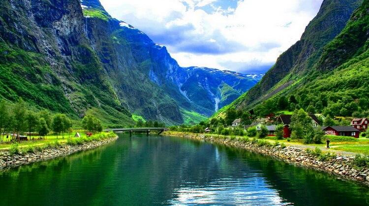 Ramazan Bayramı Norveç Fiyortları Turu