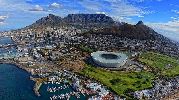Sömestr Güney Afrika Turu