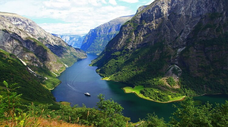 İskandinavya ve Fiyordlar Turu