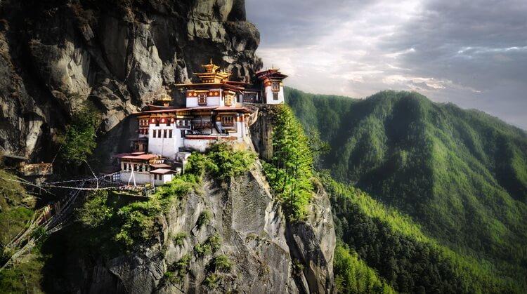 Nepal Bhutan Turu 2
