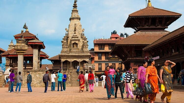 Sömestr Nepal Hindistan Turu