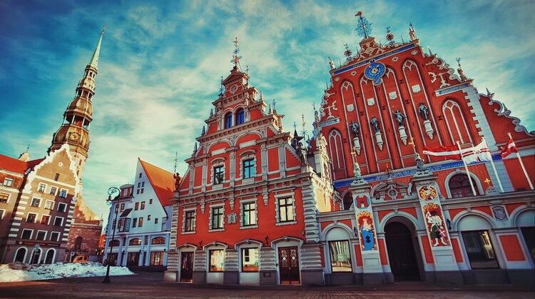 Yılbaşı Riga Turu