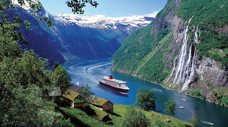 Norveç Fiyortlar Turu