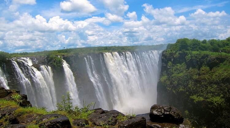 Güney Afrika Zambiya Zimbabwe Bostwana Turu