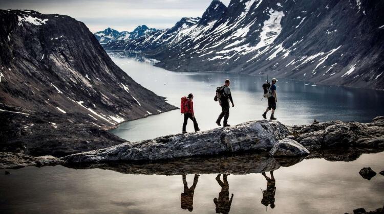 Kuzey Kutbu Grönland Turu
