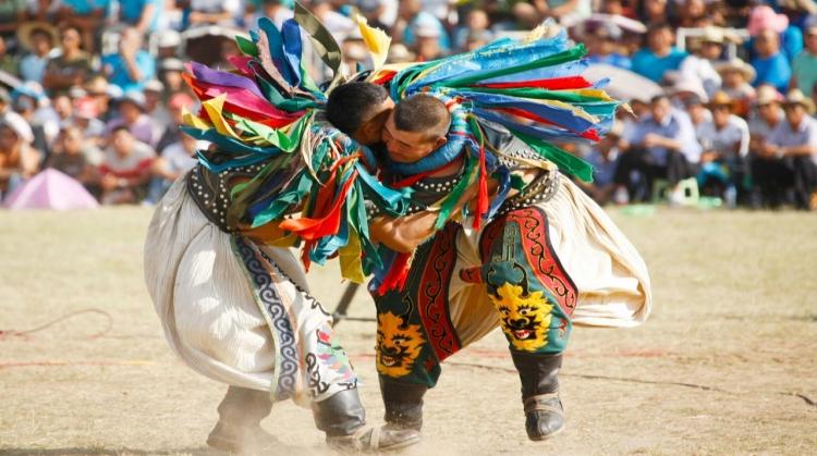 Moğolistan Naadam Festivali Turu