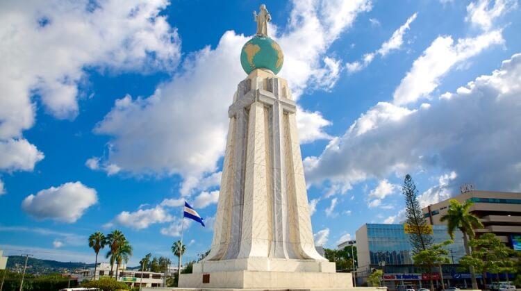 Kosta Rika El Salvador Guatemala Honduras Nikaragua Turu