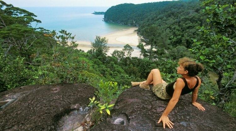 Malezya Borneo Adası Turu