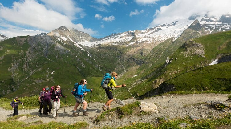 Mont Blanc Trekking Turu