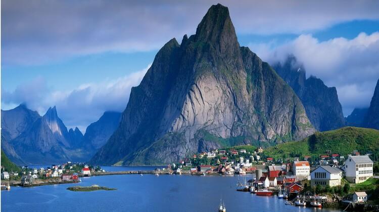 Ramazan Bayramı İskandinavya ve Fiyortlar Turu