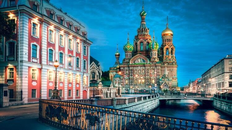 Kurban Bayramı St Petersburg Moskova Turu