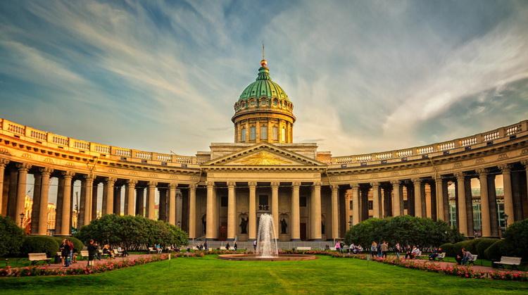 St. Petersburg Turu