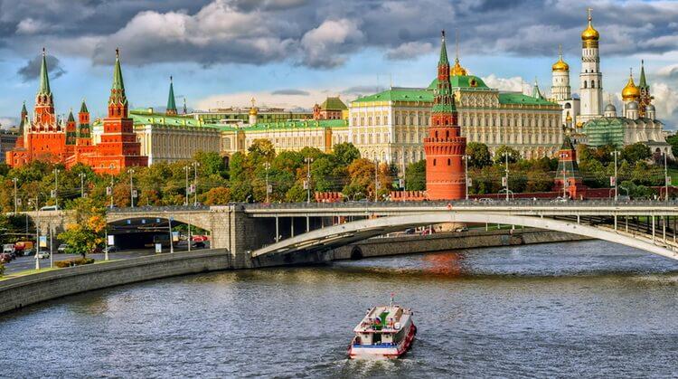 Moskova St. Petersburg Turu