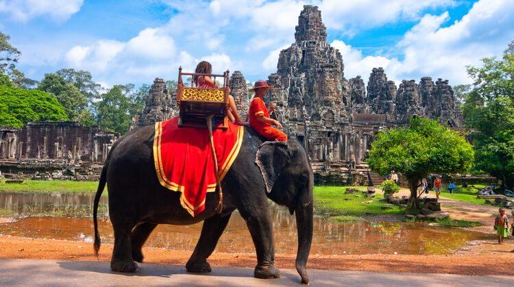 Sömestr Vietnam Kamboçya Turu 2