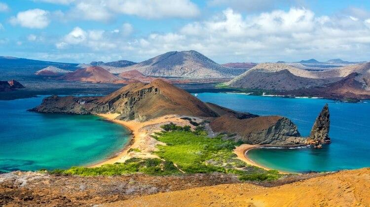 Kolombiya Ekvador Galapagos Turu