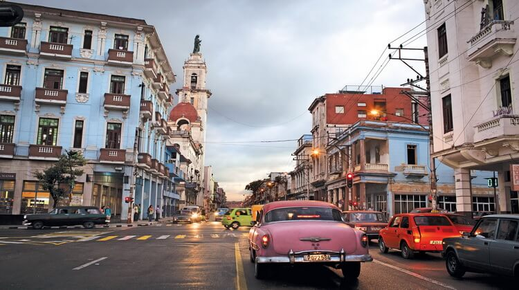 Kurban Bayramı Küba-Meksika Turu