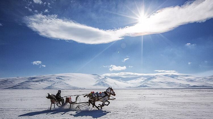 Doğu Ekspresi Treni İle Kars Turu