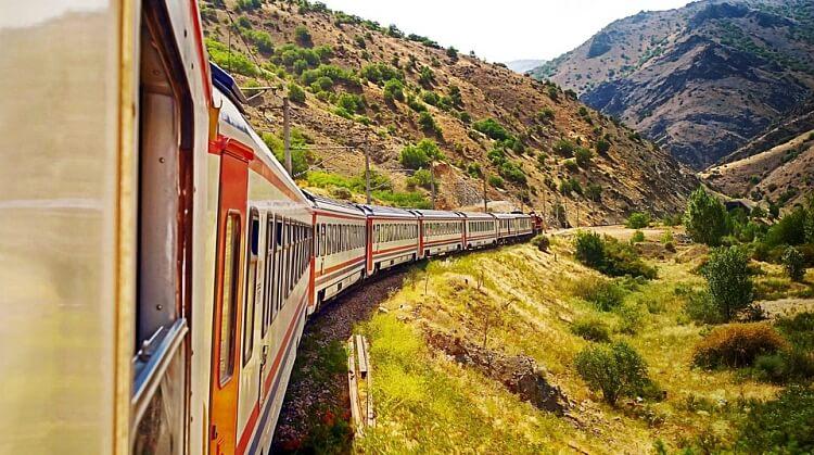 Doğu Ekspresi Treni İle Kars Turu 3