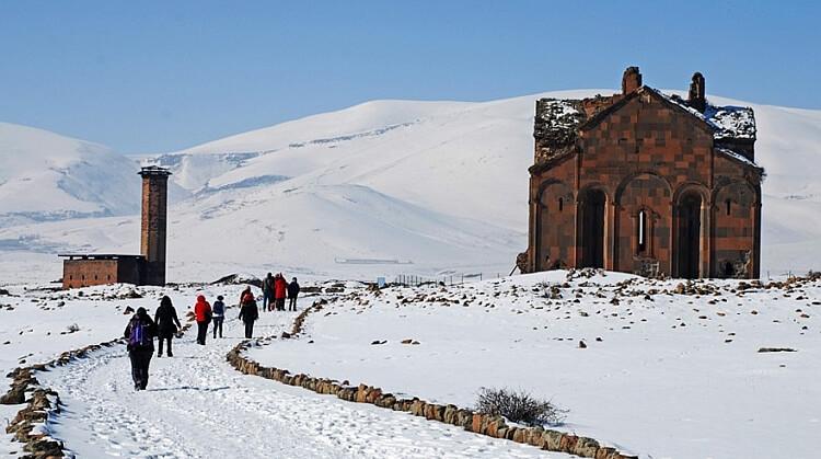 Doğu Ekspresi İle Kars Turu (İzmirden)